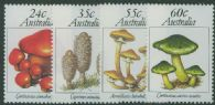 AUS SG823-6 Fungi set of 4